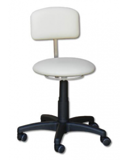 Židlička pro pedikúru a manikúru