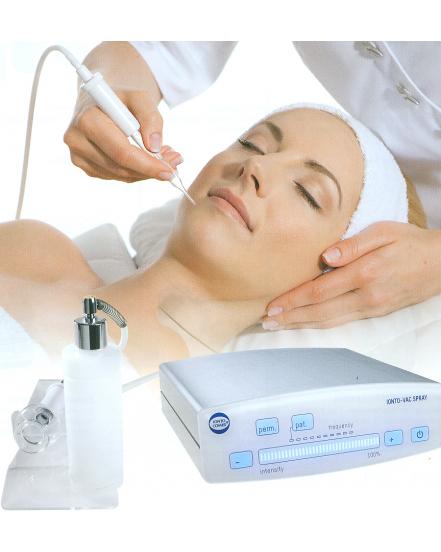 Ionto-Vac® Spray vyčistí šetrně pulzním vákuem