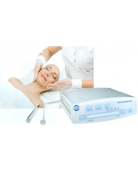 Přístroj Ionto-Skin® Regulator je účinná přístrojová masáž lymfatického systému
