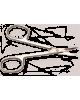 Nůžky na kůžičku 20-1060