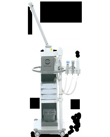 Napařovač Ionto Herb Tower je klasický napařovač pro bylinkové nebo aromatické přísady k páře.