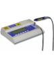 Přístroj pre léčbu laserem s naprogramovanými doporučenými terapiemi pro vícero lékářských zákroků